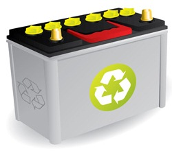 Where To Recycle Car Batteries Walmart