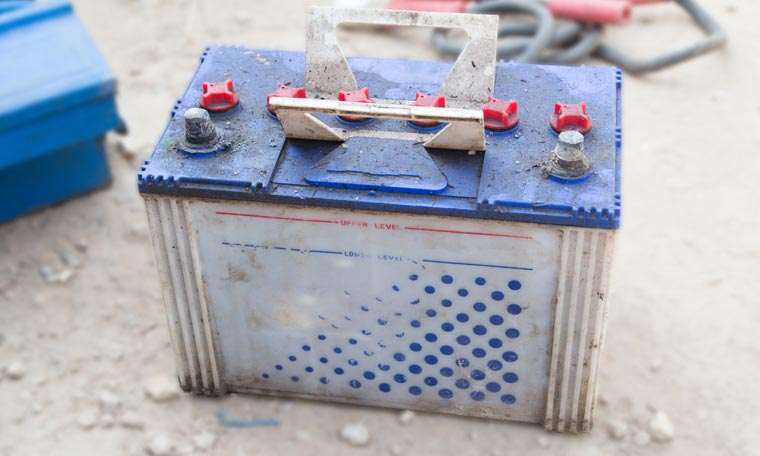 Recycle Car Batteries | Scrap Metal Recycling