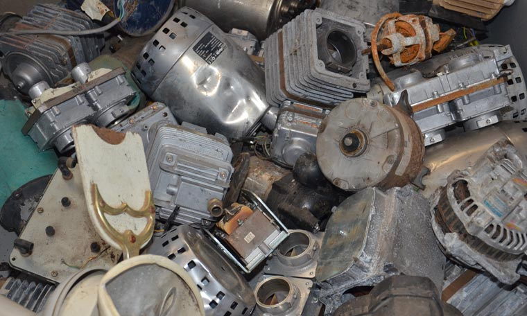 Electric Motor Recycling Adelaide