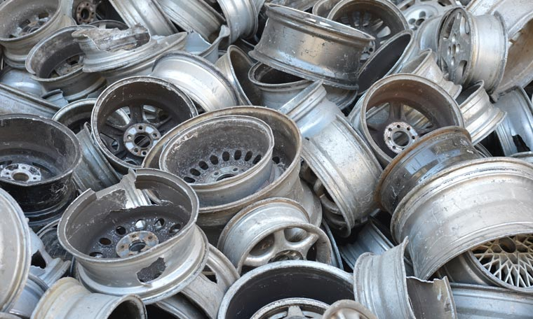 Wheel Rim Recycling Adelaide