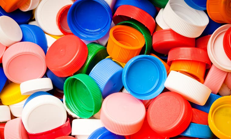 why remove lids from plastic bottles before recycling them