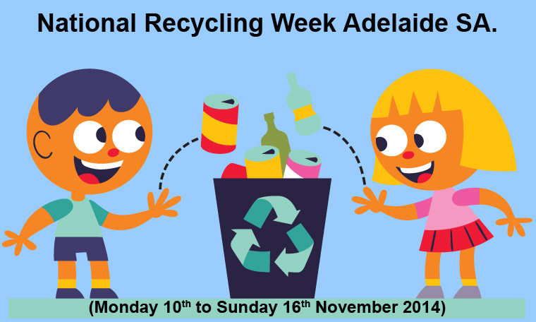 National Recycling Week 2014