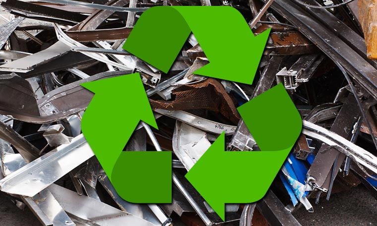 Scrap Metal Recycling Process Adelaide