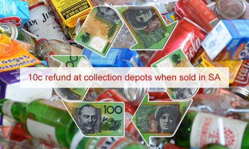 10 Cents Recycling Adelaide | Recycling Centre Adelaide