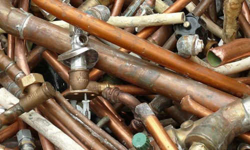 Scrap Copper Recycling Adelaide | Scrap Copper Grades