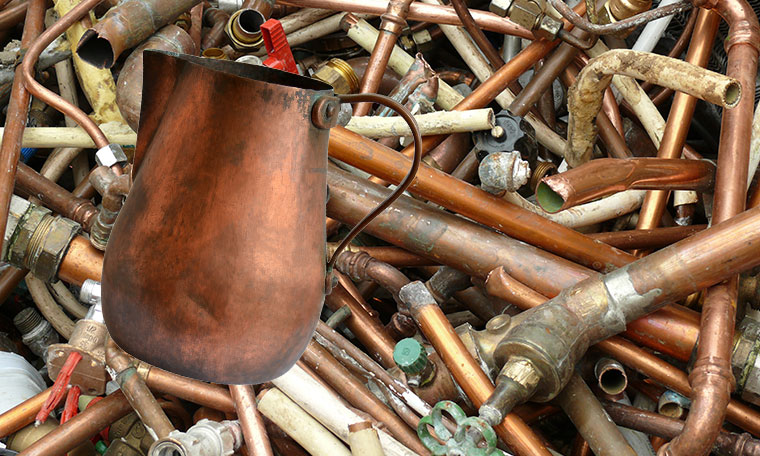 Domestic Copper Scrap